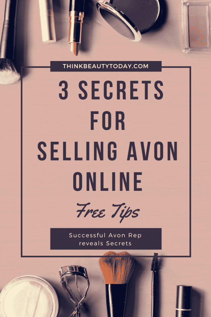Sell Avon Online Free - 3 Secrets for Selling Avon Online