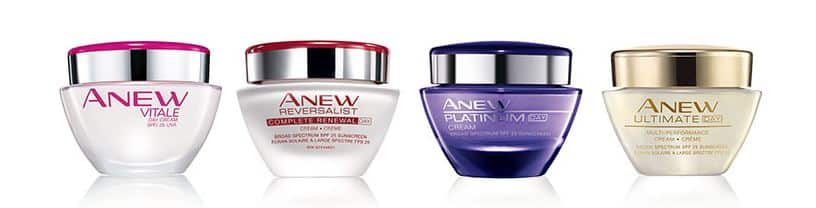 Avon Anew Products Best Skin Care By Age For Wrinkles For Women