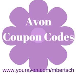 Avon April 2016 Coupon Codes