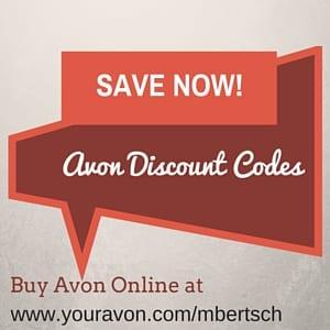 Avon promo codes September 2016