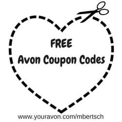 Avon Coupon Codes 2018