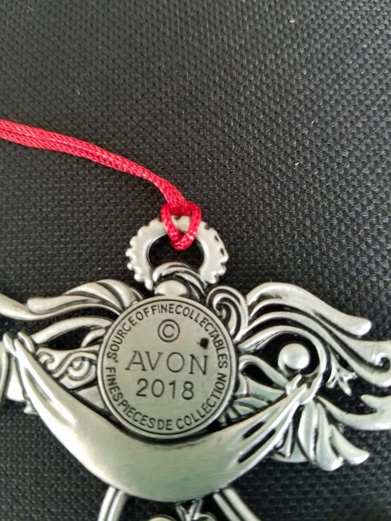 Avon Pewter Ornaments - 2018 Christmas Collectibles - BUY ...