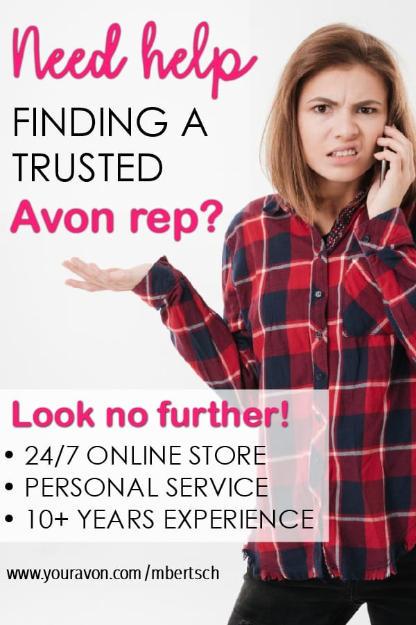 looking for an avon representative 2019  find rep in my area