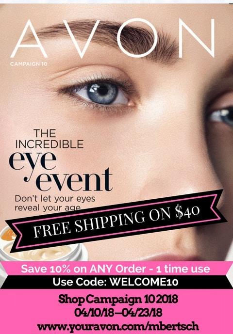 Avon Campaign 10 2018 Brochure