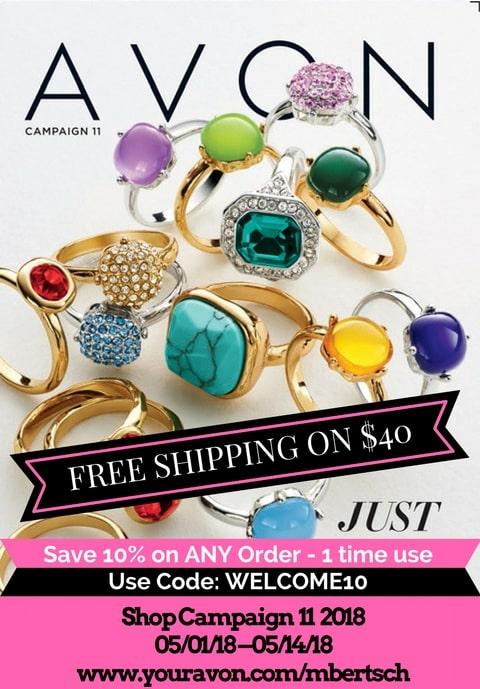 Avon Campaign 11 2018 brochure