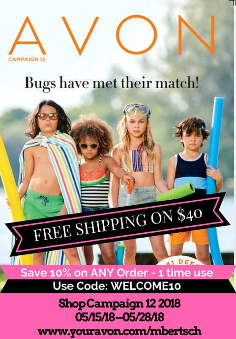 Avon Campaign 12 2018 Brochure online - View & Shop Current Catalogs for May 2018