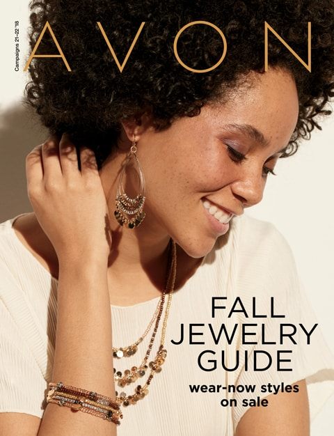 Avon Catalog Campaign 22 2018 Jewelry Flyer #AvonFlyer #AvonCampaign #AvonJewelry