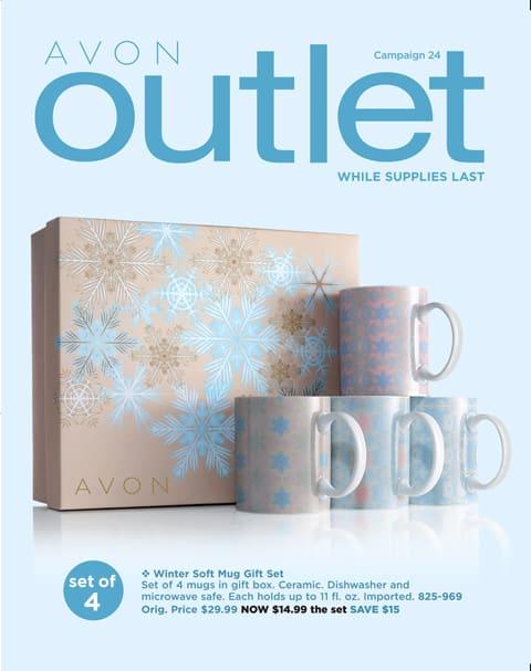 Avon Outlet Catalog Campaign 24 2018. Shop Avon clearance items online. Cheap Christmas gifts for friends; women, men & teens. #avonoutlet #avonclearance #avonsales #christmasgifts #avonchristmas #christmasgiftsforfriends