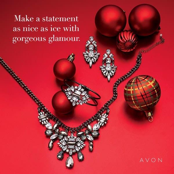 Christmas Statement Jewelry