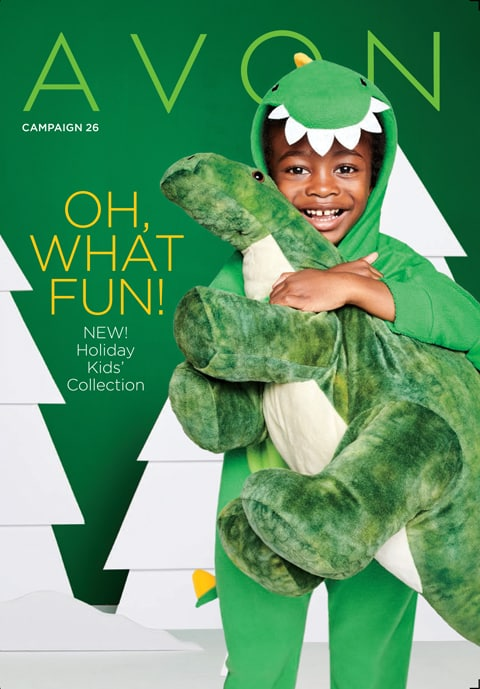Avon Catalog Campaign 26 2018 online. Shop Avon Brochure 11/27/18 - 12/10/18. Catalog is full of holiday kids' products and Christmas gifts for men and women.