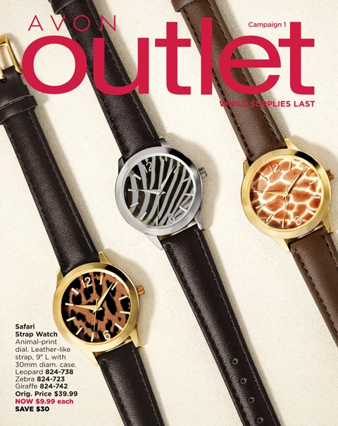 Avon Catalog Campaign 1 2019 Outlet. Shop the best clearance sales of the year.