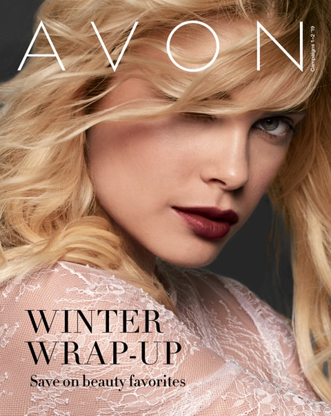 Avon Beauty Products on sale in Campaign 1 2019 Flyer