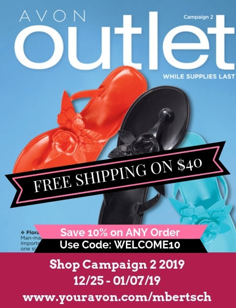 Avon Outlet 2019 - Discounted / Clearance Avon Products - Limited Time Offers