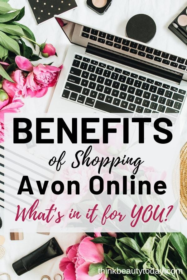 Benefits of Shopping Avon Online