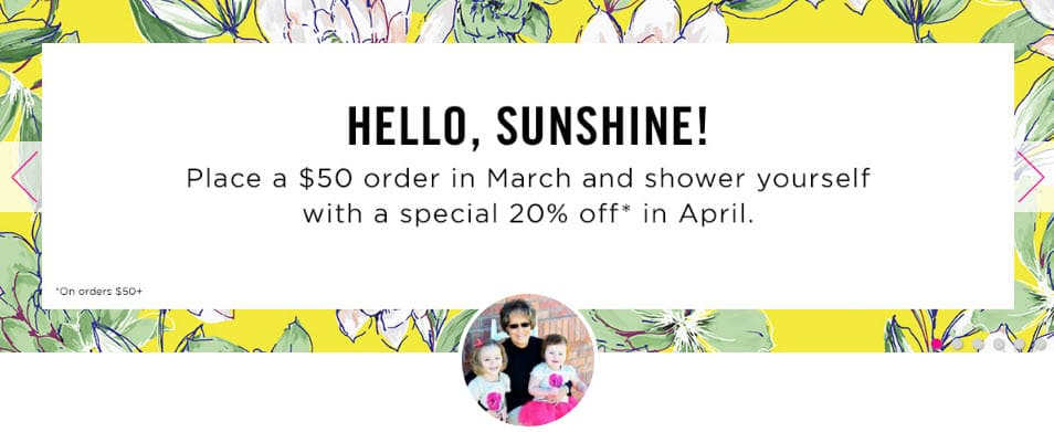 Avon Online Deal March 2019