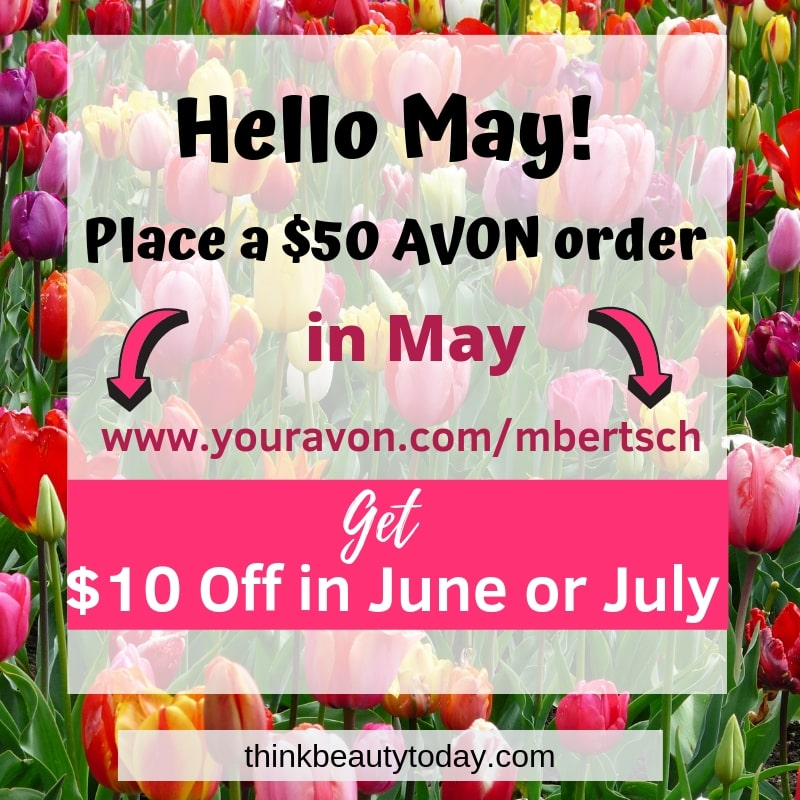 Avon coupon code 2019